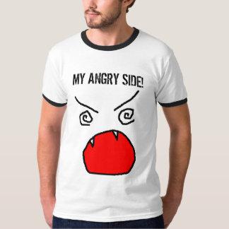 my angry side tee shirt