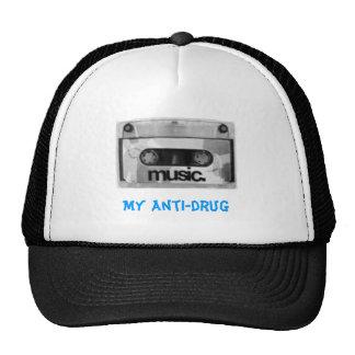 My anti-drug trucker hat