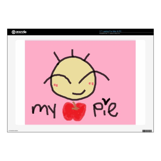 My Apple Pie Skins For Laptops