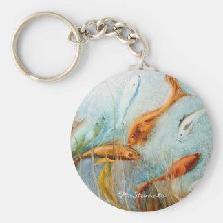 my aquarium 1 keychain