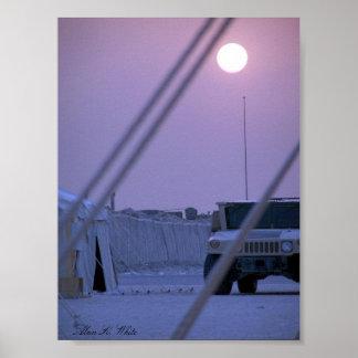 My Art In Kuwait 06' Poster