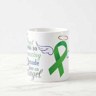 My Aunt An Angel - Bile Duct Cancer Coffee Mug