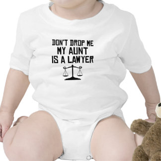 My Aunt Is A Lawyer Romper