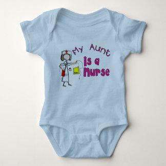 """My Aunt is a Nurse"" Kids T-Shirts"