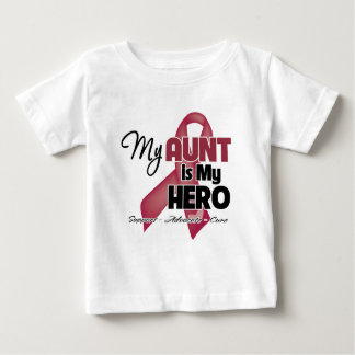 My Aunt is My Hero - Multiple Myeloma Shirt