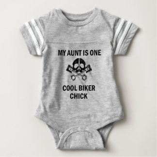 My Aunt Is One Cool Biker Chick T-shirt