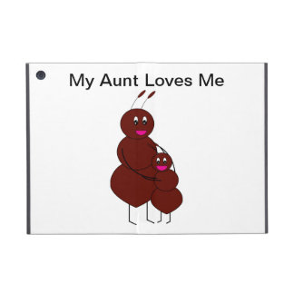 My Aunt Loves Me Ant iPad Mini Cover