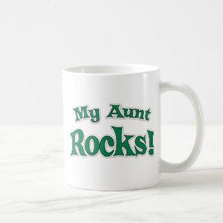 My Aunt Rocks! Coffee Mug