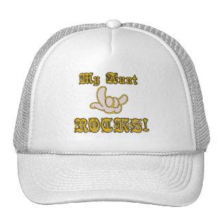 My Aunt Rocks Trucker Hats