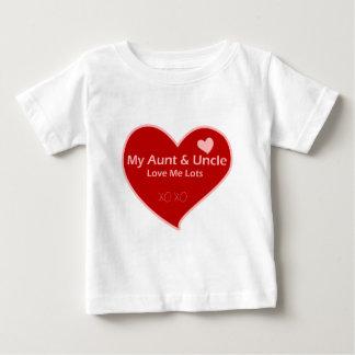 My Aunt & Uncle Love Me T-shirt