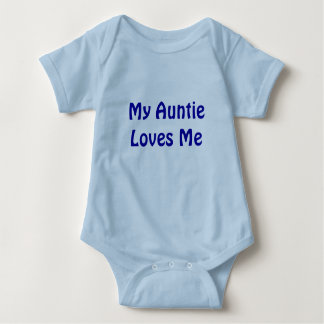 My Auntie Loves me Tee Shirt