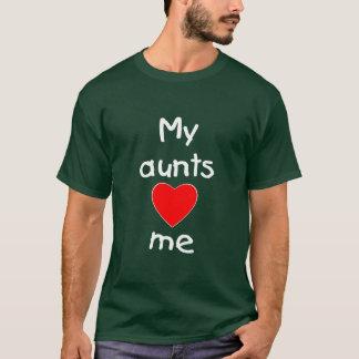 My Aunts Love Me T-Shirt