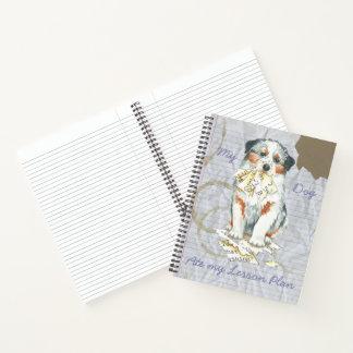 My Aussie Ate My Lesson Plan Notebook