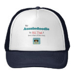 My Aussiedoodle is All That! Trucker Hat