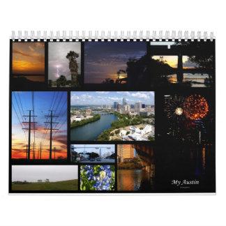 My Austin calendar 1