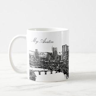 My Austin Coffee Mug