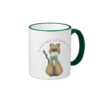 My Autistic Child is Just Purrfect to Me Mug