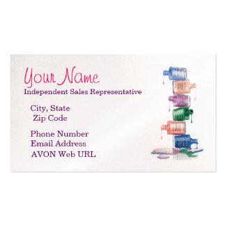 My AVON Business Cards