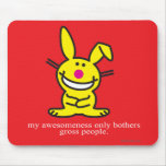 My Awesomeness Mouse Pad