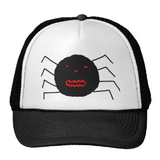 My Awful Drawing of a Spider, Grown ups bad art Trucker Hat