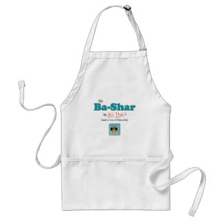 My Ba-Shar is All That! Adult Apron