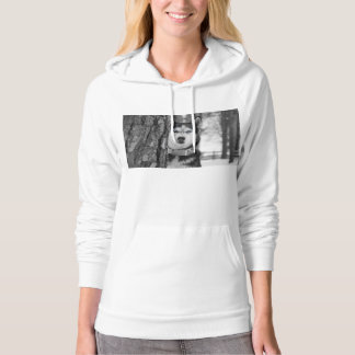 My Baby Blue Eyes Hooded Pullover