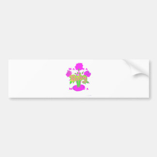 My Baby Hakuna Matata Bumper Sticker
