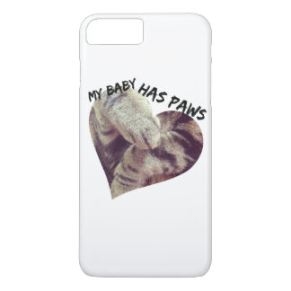 My Baby Has Paws iPhone 7 Plus Case