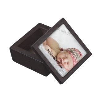 My baby memory box