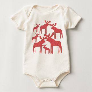 My baby: Red Galactic Moose Creeper