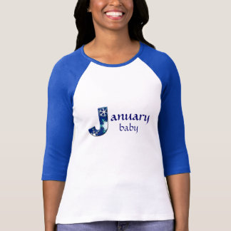 My baby's due in January T-Shirt
