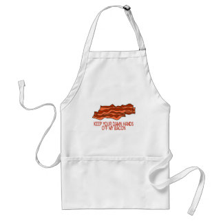 My Bacon Adult Apron