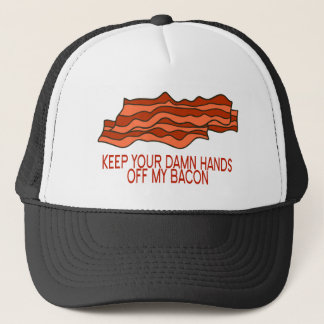 My Bacon Trucker Hat