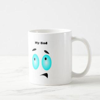 My Bad Smile Coffee Mug
