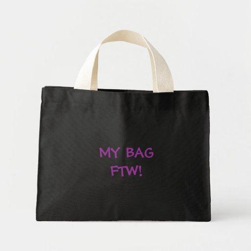 MY BAG FTW!