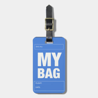 My Bag Tag