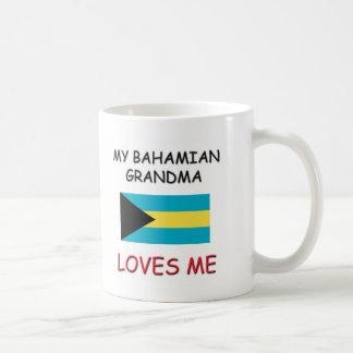 My Bahamian Grandma Loves Me Coffee Mug