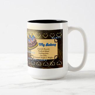 My Bakery - Coffee-, Tea Mug, Cup