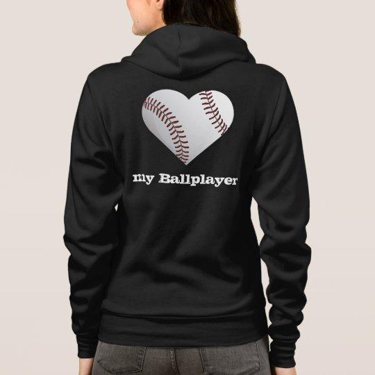 My Ballplayer Hoodie
