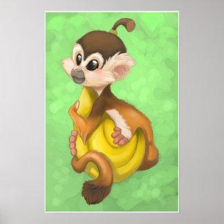 My Banana Poster