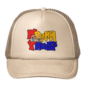 My Barn My Rules Cow Hat