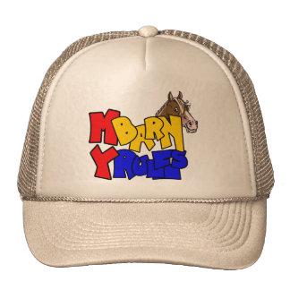 My Barn My Rules Horse 2 Trucker Hat