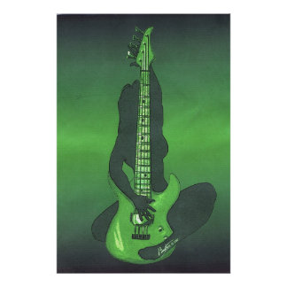 My Bass Posters