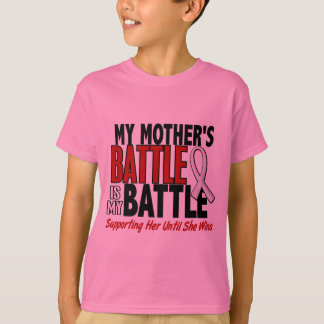 My Battle Too 1 Mother BONE / LUNG CANCER T-Shirt