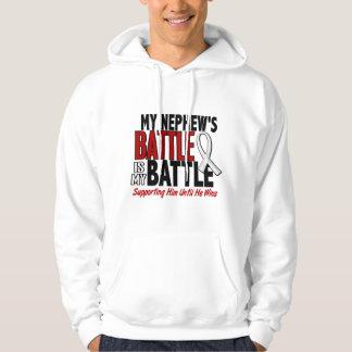 My Battle Too 1 Nephew BONE / LUNG CANCER Hoodie