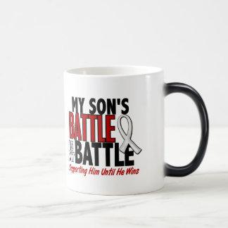 My Battle Too 1 Son BONE / LUNG CANCER Magic Mug