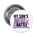 My Battle Too 1 Son Hodgkin's Lymphoma Pins