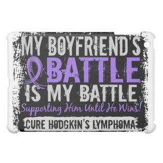 My Battle Too 2 Boyfriend Hodgkins Lymphoma iPad Mini Covers