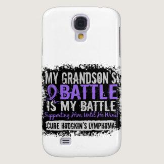 My Battle Too 2 Grandson Hodgkins Lymphoma Samsung S4 Case