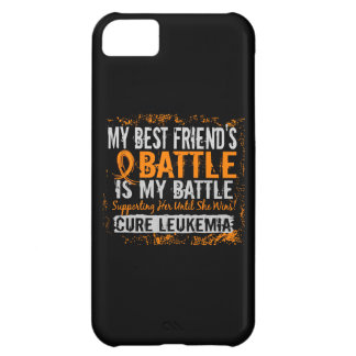 My Battle Too 2 Leukemia Best Friend Female Case For iPhone 5C